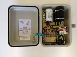 2hp control box for deep well pump compatible replacement for