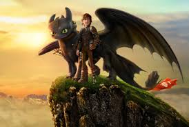 dreamworks animation moves u0027how train dragon 3 u0027 2019