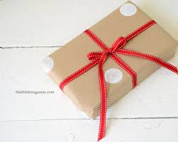 recyclable wrapping paper recycled gift wrap
