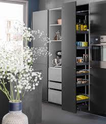 armoire coulissante cuisine meubles de cuisines armoire coulissante alliée esthétique et