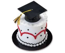 graduation cap cake topper order a cake from a local bakery grad cap tassels and cap d agde