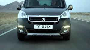 peugeot expert 2015 nouveau peugeot partner tepee commercial french 2015 youtube