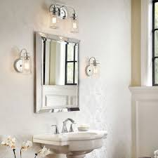 bathroom fixture light kichler bathroom lighting magnificent on intended for modern bath
