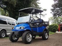 royal street edition club car precendent golf cart
