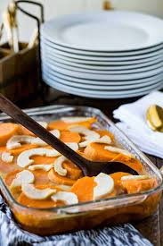 thanksgiving yams easy peasy meals