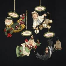 dickens ornaments rainforest islands ferry
