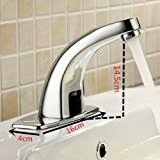 Automatic Water Faucet Amazon Best Sellers Best Touchless Bathroom Sink Faucets