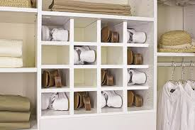 Closetmaid 15 Cubby Shoe Organizer White Homely Ideas Closet Cubbies Marvelous Amazon Com Closetmaid 8983