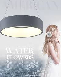 Led Pendant Light Fixtures Led Pendant Lights Circle Suspension For Dining Room Pendant Ls