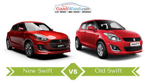 new maruti suzuki swift vs old maruti suzuki swift u2013 specs comparison