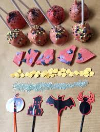 recipe halloween cake pops u2013 moving scouse