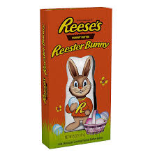 reese s easter bunny reese s easter peanut butter reester bunny 5 ounce