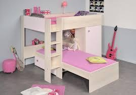 Parisot Ninety Bunk Bed In Pink Bunk Beds Kids Beds - Parisot bunk bed
