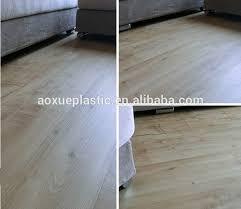 durable interlocking vinyl flooring pvc plank flooring pvc