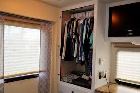 Rv Closet Doors Rv Closet Doors Makeover Tiny House Closet And Rv