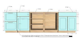 diy kitchen cabinets plans beautiful intended for kitchen