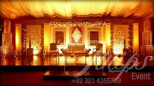 Wedding Stage Decoration Tulips Event Best Themed Wedding Planner Flower Stage Decoration