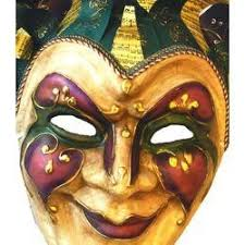 venetian jester mask venetian style masks are great mardi gras decoration