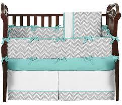 Rocket Ship Crib Bedding Turquoise Owl Baby Bedding 9pc Crib And Nursery Set By Sweet Jojo