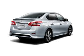nissan sedan 2015 japan u0027s sentra the nissan sylphy gets a sharper s touring package