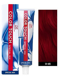 hair color for 45 wella professionals color touch semi permanent hair color 0 45