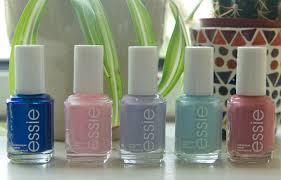 brand focus essie nail polish dear ali grace