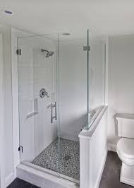 frameless glass shower doors and mirrors
