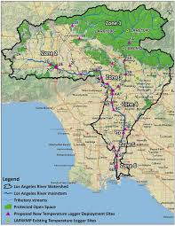 Cal State La Map by Arroyo Currents April 2016