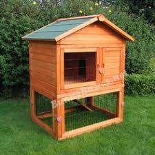 Flat Pack Rabbit Hutch Insulated Rabbit Hutch Cage House Pet Styrofoam Wooden