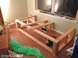 building an a frame cabin ana white alaska cabin daybeds or captain beds with storage simple