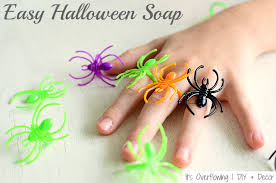 easy halloween crafts for kids soap its overflowing diy projects