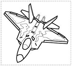 airplane coloring pages print free