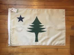 Pine Tree Flag Original Maine Flag Maine Flag Company