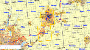 Fort Wayne Zip Code Map by Indiana U0027s On The Map New Way To Access Labor Force Data