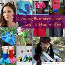 Halloween Crafts To Make At Home - 23 amazing halloween costume ideas to make at home halloween