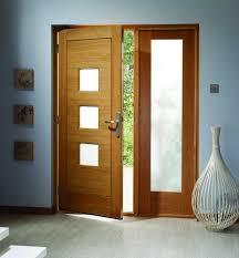 Oak Exterior Door by Turin Oak External Door