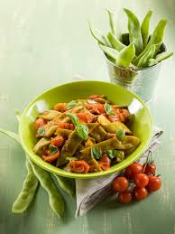 cuisiner des haricots plats recette haricots plats cuisinés