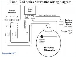 alternator external voltage regulator wiring diagram lucas