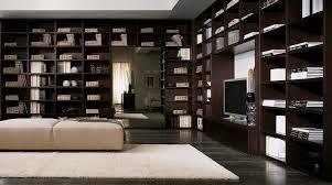 librerie muro libreria in legno componibile a parete wood sololibrerie