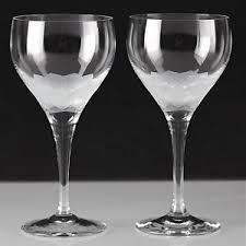 bicchieri rosenthal 2 vintage vino dolce bicchieri rosenthal lotus bicchieri studio