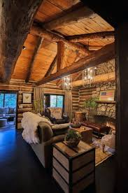 log home interior design ideas top 60 best log cabin interior design ideas mountain retreat homes