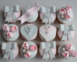 bridal cupcakes 30 wedding cupcakes