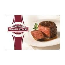 omaha steaks gift card 31 best gift cards restaurants images on gift cards