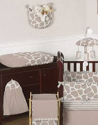 Giraffe Bed Set Giraffe Crib Bedding Set By Sweet Jojo Designs 9 Blanket