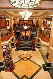 Cruise Decorations Best Holiday Decorations Aboard Cruise Ships