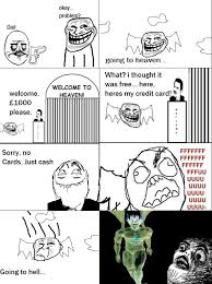 Rage Meme Comics - rage comics teh meme wiki fandom powered by wikia