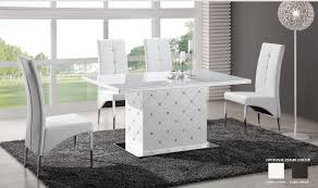 dining luxury dining table set round dining room tables as white