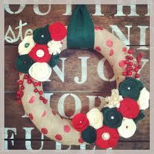 whimsical handmade wreath ideas