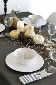27 stylish modern thanksgiving décor ideas interior decorating and