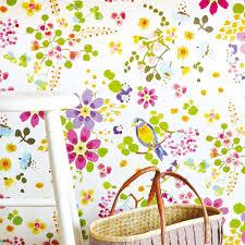 Secret Garden Wall by Rice Secret Garden Wallpaper Kids